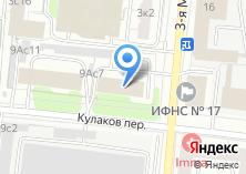 Компания «ТонКрафт» на карте