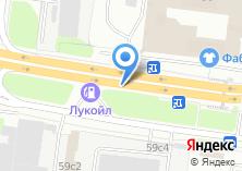 Компания «Автосервис на Кантемировской» на карте