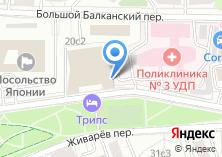 Компания «АТМ-Центр на Сухаревке» на карте