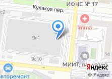 Компания «ТСМ Моторс» на карте