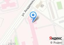 Компания «Российский онкологический научный центр им. Н.Н. Блохина» на карте