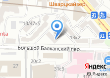 Компания «АТЛАНТ-СК» на карте