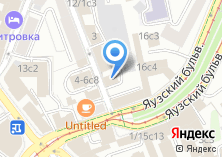 Компания «МетПром» на карте