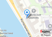 Компания «СК-207» на карте