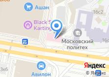 Компания «СтраховкаRF - Страховая компания» на карте