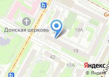 Компания «ЛОНА-ВЕТ» на карте