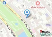 Компания «Погости.ру» на карте