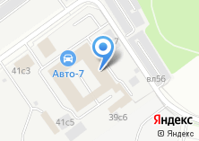Компания «Централизованное обслуживание АЗС» на карте