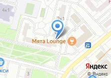 Компания «ГрадСервис» на карте