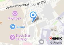 Компания «Телеком-Монтаж» на карте