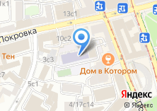 Компания «Средняя общеобразовательная школа №661» на карте