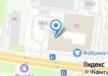 Компания «Аиса» на карте