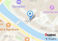 Компания «JAC Motor Rus» на карте
