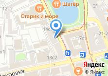 Компания «АйДок» на карте