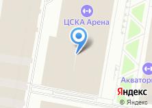 Компания «Ла крем» на карте