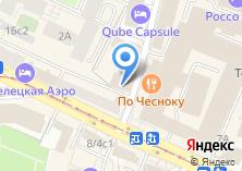 Компания «Моя Москва» на карте