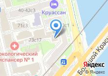 Компания «ГосНИИ Операционных систем» на карте