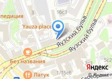 Компания «Трансинжстрой» на карте