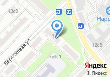 Компания «Проким» на карте