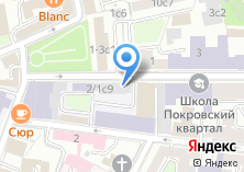 Компания «Московский радиотехнический НИИ» на карте
