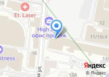 Компания «РИСКФИН» на карте