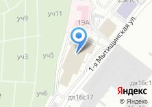 Компания «Главный центр специальной связи» на карте