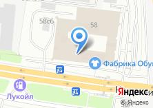 Компания «Office Market» на карте