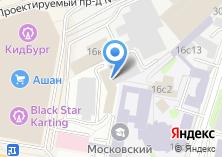 Компания «МВ Профи» на карте
