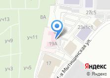 Компания «Отделенческая поликлиника на ст. Москва-3» на карте