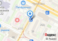 Компания «Магазин цветов» на карте