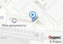 Компания «МАРЭ» на карте