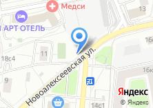 Компания «Автостоянка №23а» на карте