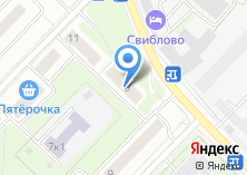 Компания «АКБ Басманный» на карте