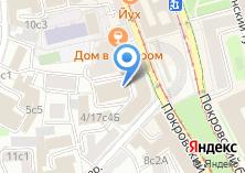 Компания «Адвокат Ившин А.В.» на карте