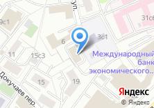 Компания «ЮВМ» на карте