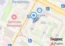 Компания «ОбувайКа» на карте