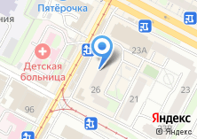Компания «Книжгород» на карте