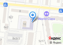 Компания «МИГ Страхование сегодня» на карте