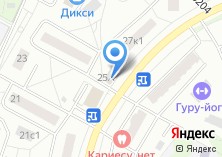 Компания «Ремонтная мастерская на проезде Шокальского» на карте