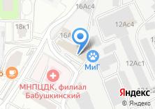 Компания «Кромм-офис» на карте