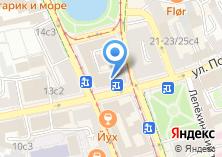 Компания «Paffos.ru» на карте