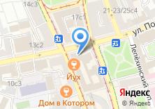 Компания «Траффик» на карте