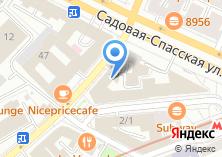 Компания «Банк Оранжевый» на карте