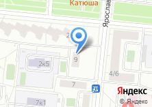 Компания «Гимн» на карте