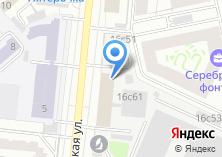 Компания «Инфоком» на карте