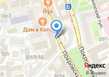 Компания «Первая Регистрационная Компания» на карте