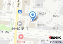 Компания «Мособлкомуналстрой» на карте
