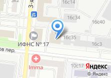 Компания «Астор-Центр» на карте