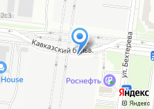 Компания «Шиномонтажная мастерская на Бехтерёва» на карте