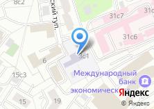 Компания «Детский сад №694» на карте